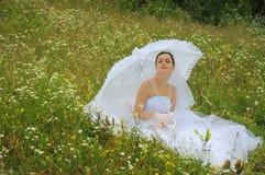 природа невесты Стоковое Изображение RF