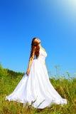 природа невесты стоковая фотография