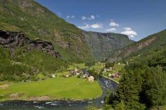 Природа Норвегии стоковая фотография