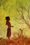 природа ребенка Стоковое Изображение