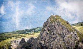 Природа болгарского пейзажа изумительная Стоковые Изображения