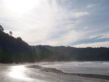 Природа в Новой Зеландии Стоковое фото RF
