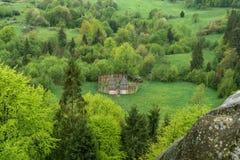 Природа в Tustan Стоковые Фотографии RF