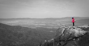 Природа горы Стоковые Фото