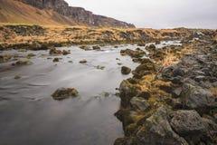 Природа Исландии Стоковая Фотография