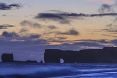 Природа Исландии стоковое изображение