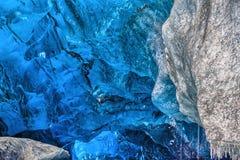 Природа Исландии Стоковые Фото
