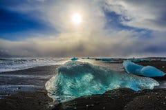 Природа Исландии Стоковое фото RF