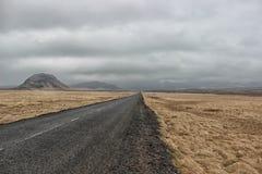 Природа Исландии Roadtrip стоковые фотографии rf