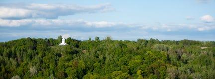 Природа и парки Вильнюса Стоковое фото RF