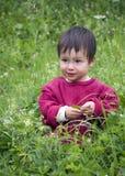 природа ребенка Стоковое Изображение RF