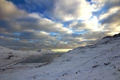 Природа Фарерских островов Стоковое фото RF