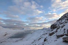 Природа Фарерских островов Стоковые Изображения
