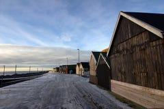 Природа Фарерских островов Стоковое Изображение RF