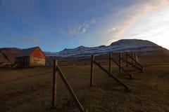 Природа Фарерских островов Стоковые Фотографии RF