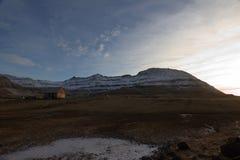 Природа Фарерских островов Стоковая Фотография RF