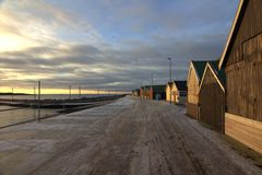 Природа Фарерских островов Стоковые Изображения RF