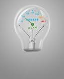 природа энергии Стоковое Изображение