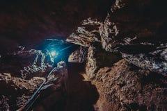 природа элемента конструкции состава подземелья подземная Стоковое фото RF