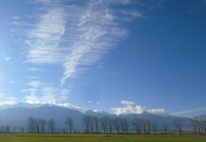 Природа Pirin Стоковые Фото