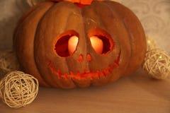 Приспособление ужаса хеллоуина Стоковые Изображения RF
