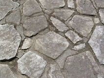 приспособленные камни Стоковое Изображение