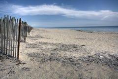 приставает florida к берегу ослабляя s Стоковое Фото