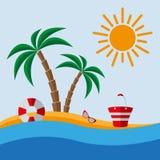 пристаньте каждый вектор к берегу иконы отделенный слоем установленный бесплатная иллюстрация