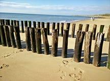 Пристаньте каникулу к берегу Стоковое Фото