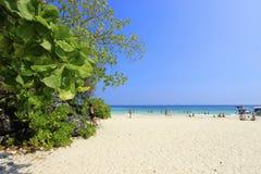 Пристаньте каникулу к берегу Стоковые Изображения RF