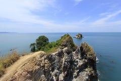 Пристаньте каникулу к берегу Стоковое фото RF