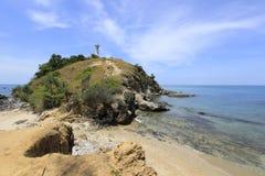 Пристаньте каникулу к берегу Стоковое Изображение RF