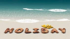 пристаньте солнце к берегу лета взморья lounger праздника Англии палубы дня стула brighton ветреное Стоковая Фотография