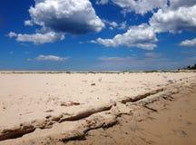 Пристаньте сцену к берегу пункта Dunleith, входа, побережья a NSW центрального Стоковые Изображения RF