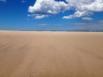Пристаньте сцену к берегу пункта Dunleith, входа, побережья a NSW центрального Стоковые Фотографии RF
