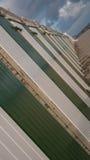 Пристаньте хаты к берегу грести вверх в Зеландии, Нидерландах Стоковые Изображения