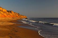 пристаньте jalama к берегу Стоковые Фото