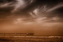 Пристань Венеции Стоковое Изображение RF
