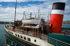 Пристань Дорсет Великобритания Swanage Стоковые Фото