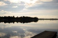 пристань малая Стоковая Фотография