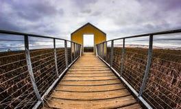 Пристань на Марине Alvisio Стоковая Фотография RF