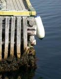 Пристань Ньюфаундленда Стоковая Фотография
