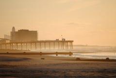 пристань океана нот Джерси города новая Стоковая Фотография RF
