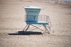 Пристань пляжа Pismo Стоковое Изображение RF