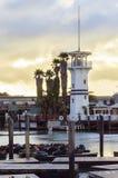 Пристань 39, Сан-Франциско, Калифорния Стоковые Фотографии RF