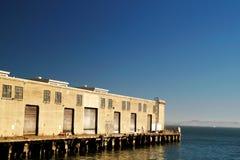 Пристань 33 Сан-Франциско Стоковое Изображение