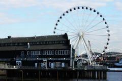 Пристань Сиэтл, Вашингтона Стоковое Изображение