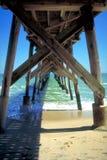 Пристань Флориды Стоковые Изображения RF