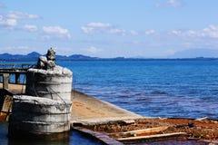 Пристань Стоковые Фото
