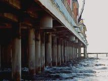 пристань Стоковые Фотографии RF